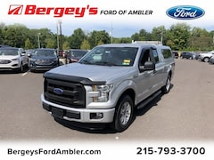 Certified Used 2015 Ford F-150 2WD Supercab Truck SuperCab Styleside 1FTEX1CP0FFD03429 FP4283 near Ambler