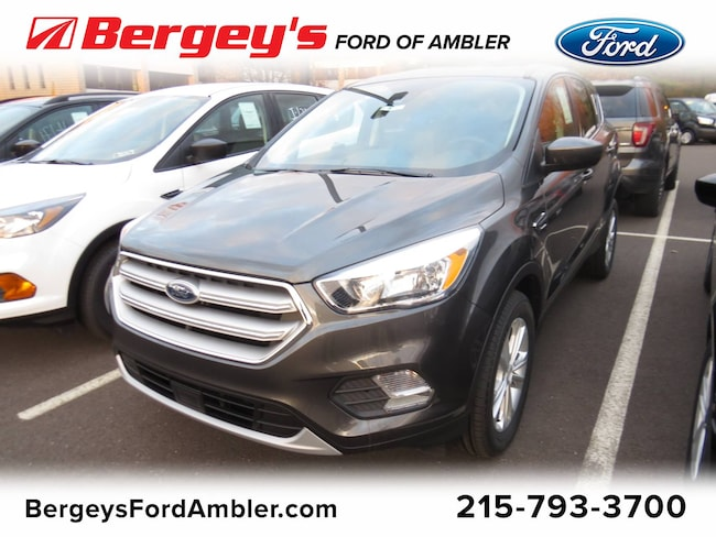 new 2019 Ford Escape SE 4WD Ambler