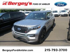 New 2020 Ford Explorer ST 4WD for sale near Lansdale