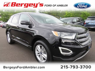 Used 2016 Ford Edge SEL AWD SUV 2FMPK4J95GBB16876 FP4135 for sale in Lansdale