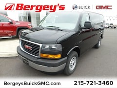 2018 GMC Savana 2500 Regular Wheelbase Van Cargo Van