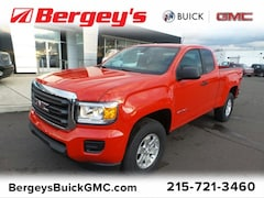 2019 GMC Canyon 2WD Ext Cab 6' Box Truck Extended Cab