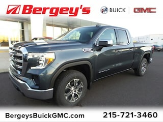 2019 GMC Sierra 1500 4WD Double Cab SLE 6.5' Box Truck Double Cab