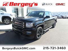 2019 GMC Sierra 1500 Limited 4WD Double Cab 6.5' Box Truck Double Cab