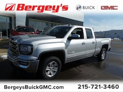 2019 GMC Sierra 1500 Limited 4WD Double Cab SLE 6.5' Box Truck Double Cab
