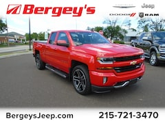 used 2017 Chevrolet Silverado 1500 4WD Z71, All Star Edition Double Cab Truck Double Cab for sale in Souderton