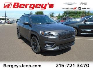New 2019 Jeep Cherokee ALTITUDE 4X4 Sport Utility 1C4PJMLB5KD473713 G5077 for sale near Lansdale