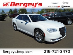 Certified Pre-Owned 2018 Chrysler 300 AWD Limited w/Panoramic Sunroof Sedan for sale in Souderton