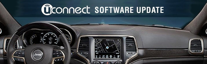 UConnect Software Update | Bergey's Chrysler Jeep Dodge Ram