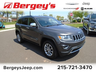 2015 Jeep Grand Cherokee 4WD  Limited SUV for sale near Landsdale