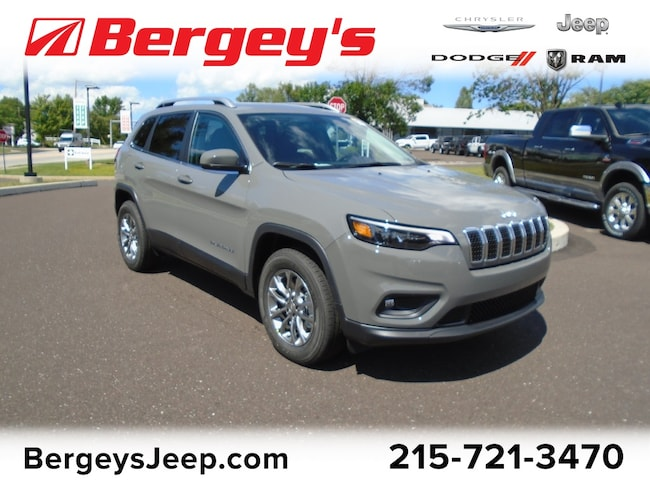 New 2019 Jeep Cherokee LATITUDE PLUS 4X4 Sport Utility in Souderton