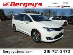 used 2018 Chrysler Pacifica FWD Limited 8-Passenger w/ Rear DVD & NAV Van for sale in Souderton
