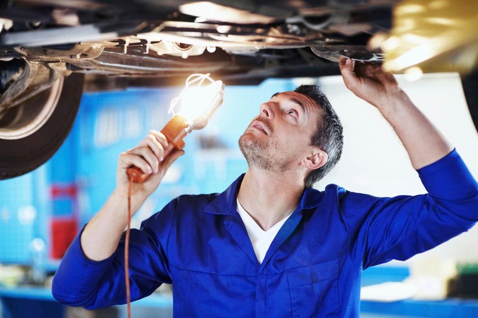 Tune Ups & Scheduled Maintenance