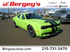 New 2019 Dodge Challenger SRT HELLCAT REDEYE WIDEBODY Coupe for sale in Souderton