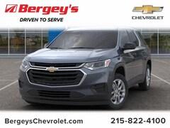 2019 Chevrolet Traverse AWD LS SUV