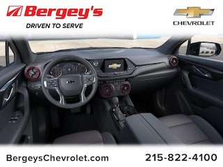 New 2019 Chevrolet Blazer AWD  RS SUV 3GNKBJRS3KS639487 1898P for sale near Lansdale