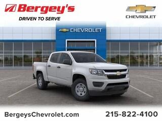 Commercial 2019 Chevrolet Colorado 2WD Crew CAB Work TR Truck Crew Cab 1GCGSBEAXK1325984 2096P in Souderton