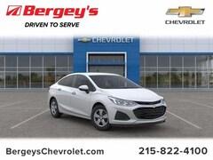 2019 Chevrolet Cruze LS Sedan