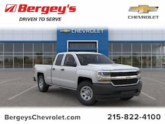 2019 Chevrolet Silverado 1500 LD 2WD Double CAB Work Truck Double Cab