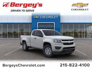 Commercial 2019 Chevrolet Colorado 2WD EXT CAB 128.3 W Truck Extended Cab 1GCHSBEN4K1278541 1839P in Souderton