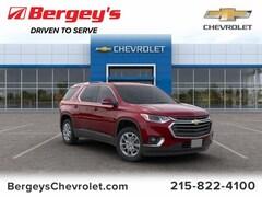 new  2019 Chevrolet Traverse FWD  LT Cloth W/1 SUV 1GNERGKW7KJ266531 1838P for sale in Philadelphia