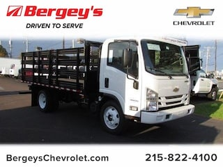 2018 Chevrolet 4500 GAS 14 Stake Body Truck Regular Cab