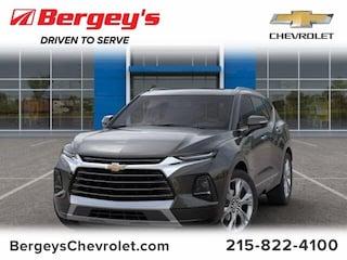 New 2019 Chevrolet Blazer AWD  Premier SUV 3GNKBKRS8KS575775 1477P for sale near Lansdale