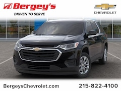 2019 Chevrolet Traverse AWD LS SUV