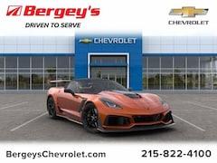 2019 Chevrolet Corvette ZR1  W/3ZR Convertible