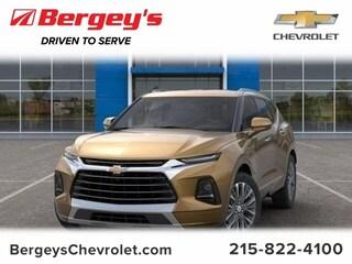New 2019 Chevrolet Blazer AWD  Premier SUV 3GNKBKRS7KS620706 1783P for sale near Lansdale
