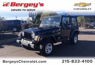 bargain 2006 Jeep Wrangler X SUV for sale in Landsdale