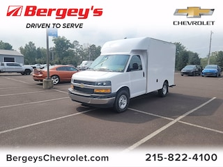 Commercial 2021 Chevrolet Express Commercial Cutaway 10 Supreme Smooth Side Truck 1GB0GRFP5M1252755 1794R in Souderton