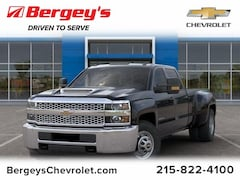 2019 Chevrolet Silverado 3500HD 4WD Crew CAB Work TR Truck Crew Cab