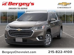 2019 Chevrolet Traverse FWD  LT Cloth W/1 SUV