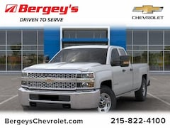 2019 Chevrolet Silverado 2500HD 4WD Double CAB Work Truck Double Cab