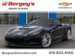 2019 Chevrolet Corvette Z06  W/2LZ Convertible