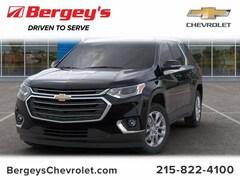 new  2019 Chevrolet Traverse FWD  LT Cloth W/1LT SUV 1GNERGKW0KJ260358 1772P for sale in Philadelphia