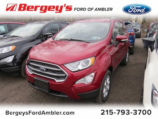 New 2019 Ford EcoSport SE 4WD for sale in Philadelphia