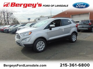 New 2019 Ford EcoSport SE 4WD SUV for sale in Philadelphia