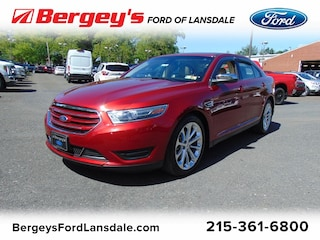 Used 2015 Ford Taurus Limited FWD Sedan 1FAHP2F87FG147915 8542UT for sale in Lansdale