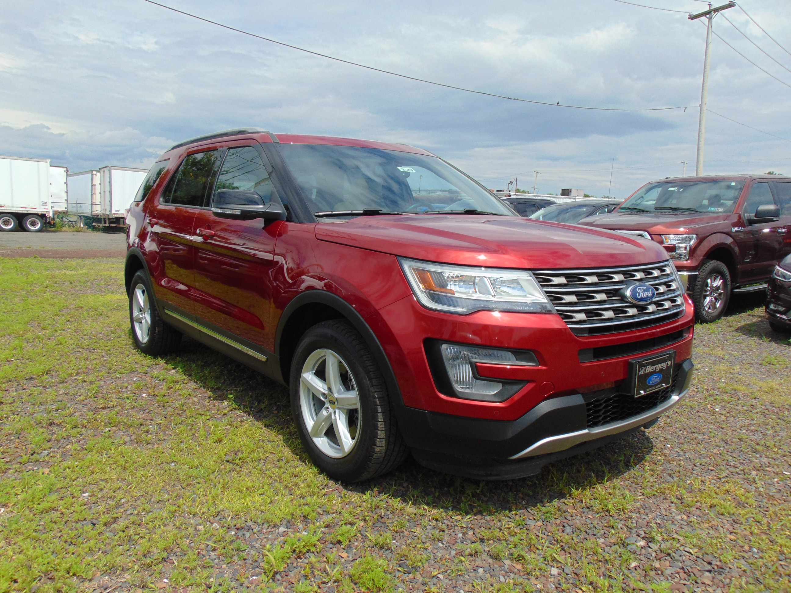 Used 2016 Ford Explorer For Sale at Bergey's Ford of Lansdale | VIN:  1FM5K8D88GGB49039