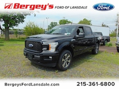2019 Ford F-150 4WD Supercrew 5.5 B Truck SuperCrew Cab