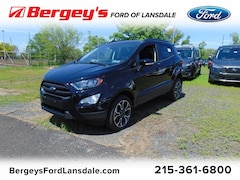 New 2019 Ford EcoSport SES 4WD SUV for sale in Lansdale