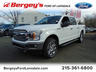 2018 Ford F-150 4WD Supercrew 5.5 B Truck SuperCrew Cab