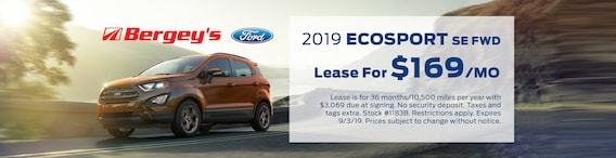 Bergey's Ford of Lansdale | A New Ford & Used Car Dealership