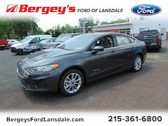 New 2019 Ford Fusion Hybrid SE FWD Sedan 3FA6P0LU7KR146425 3851Y for sale in Lansdale