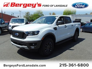 2019 Ford Ranger 4WD Supercrew 5 BOX Truck SuperCrew