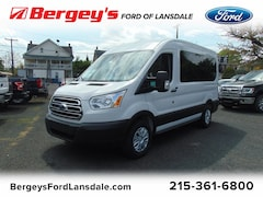 New 2019 Ford Transit Passenger Wagon T-150 130 MED Roof Wagon Medium Roof Passenger Van for sale in Lansdale