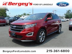 2016 Ford Edge Sport AWD w/ Cold Weather Package SUV