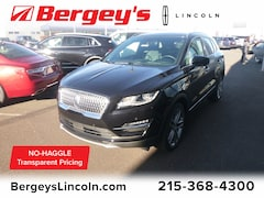 New 2019 Lincoln MKC Reserve Crossover for sale in Philadelphia